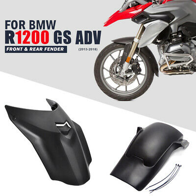 Front and Rear Tire Spash Guard Fender Mud Guard for BMW R1200 GS LC ADV R1250GS