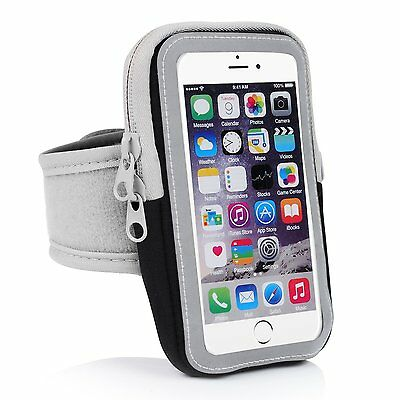 Armband Running Cell Phone Holder Case Workout Arm Band Bag For iPhone6/6S  4.7""