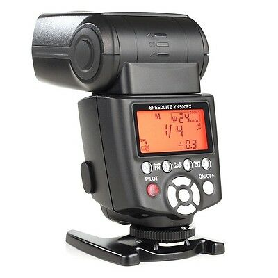 YONGNUO YN510EX  TTL  Flash Light Speedlite For DSLR canon Camera