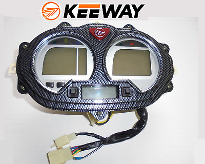 Tacho Tachometer Tachoeinheit Cockpit Keeway Matrix 125 NEU Original Digital