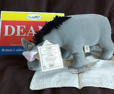 Dean's Mohair Eeyore - Pooh & Friends 16 Series - 44/2000 - New In Box With Tags