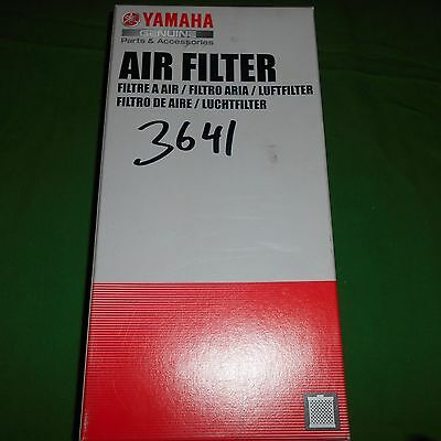 Genuine Yamaha Parts Air Cleaner Yzf-R6 1999/2000 5Eb-14451-00