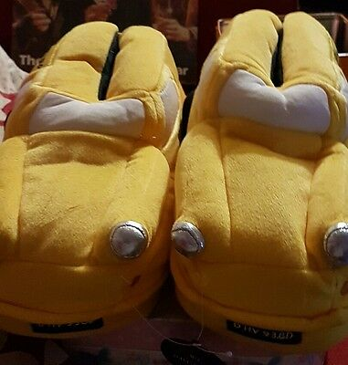 RARE  Brand New Only Fools and Horses Van shaped slippers size 7/8