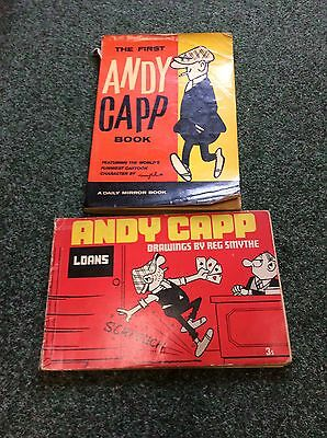 First Andy Capp Book