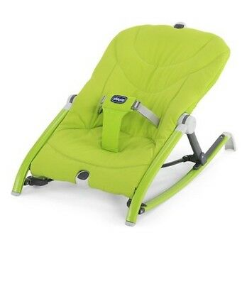 Chicco Pocket Relax Baby Rocker *lime Green*