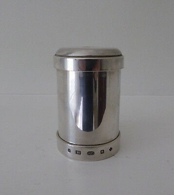 Luxury Solid Silver Pencil Sharpener ~ Assay Mark For London 2000