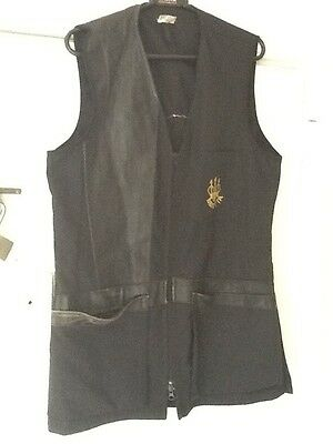 Beretta Mens  Pigeon Clay Shooting Vest - Size 40 Used
