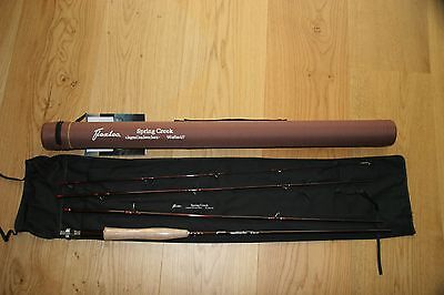 Flextec Spring Creek Trout Fly Fishing Rod  9ft AFTM 6/7 Hard Cordura Case