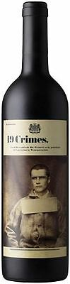 19 Crimes Australian Red 2016 75cl