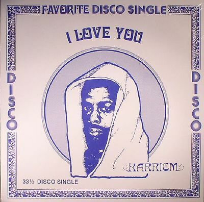 "KARRIEM - I Love You - Vinyl (12"")"