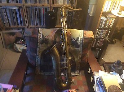 King  Zephyr  Model Series 1  1939  Tenor Saxophone