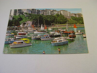 TOP1114 - Postcard - The Harbour, Tenby