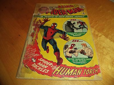 Amazing Spider-Man Issue #8 Marvel Comics 1963 1st Series Silver Age Comic