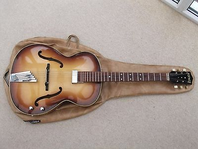 Hofner Guitar:Congress:Vintage 1957:Archtop:Electro-acoustic:Immaculate