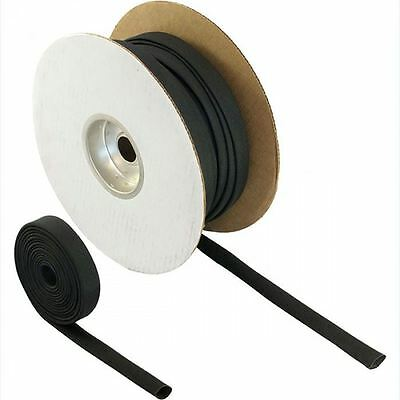 "Heatshield Products Hot Rod Sleeve 0.5"" I/D x 10ft Roll For Wiring, Fuel Lines"