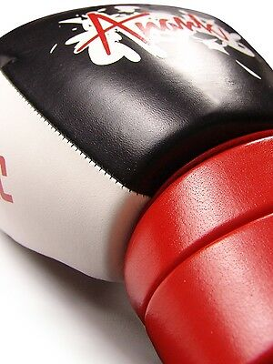 Boxing Training Gloves, Genuine Cowhide Leather With Gel - ANARK™ Rapture