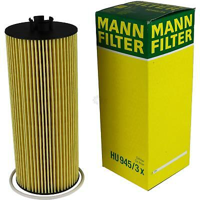 Original MANN-FILTER Ölfilter HU 945/3 x Oil Filter