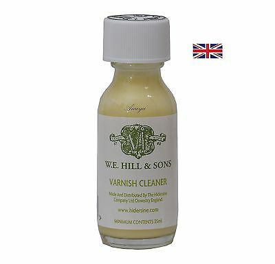 W. E. Hill & Sons Varnish Cleaner & Polish  For Wood String Instruments