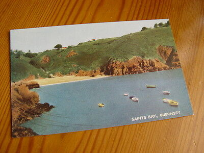 TOP6531 - Postcard - Saints Bay, Guernsey