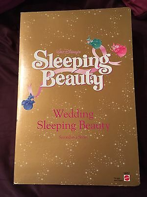 Disney Sleeping Beauty Wedding Doll