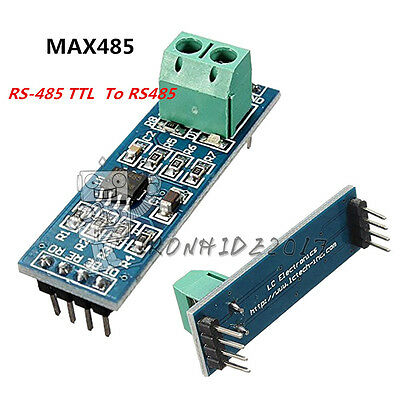 MAX485 Module RS-485 TTL To RS485 MAX485CSA Converter Módulo For Arduino
