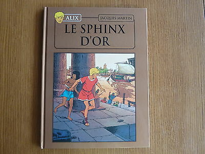 ALIX Tome 2 *** LE SPHINX D'OR *** Hachette Collections 2012