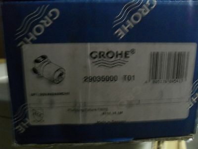 Grohe 29035000 5 way diverter concealed body Brass