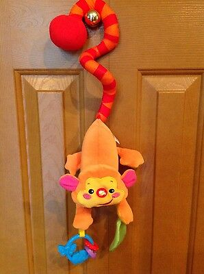Fisher-Price Rainforest Musical/Lights Monkey