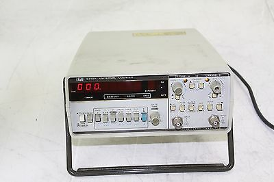 HP 5315A Universal 100 MHz Frequency Counter Working