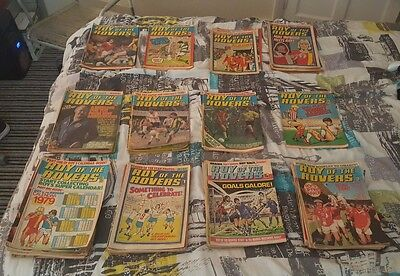 Roy of the rovers 1977 - 1983 Comics