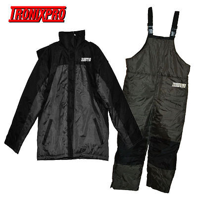 Tronix Pro Fishing Suit - Jacket & Bib & Brace Trousers