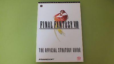 Final Fantasy VIII The Official Strategy Guide