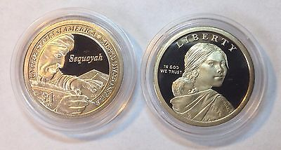 2017-S $1 Native American DC Proof. Sacagawea Dollar. 1 Coin, In own case SAC$1