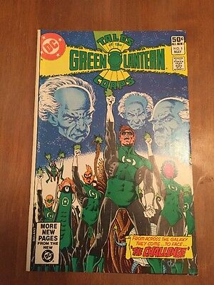 Tales of the Green Lantern Corps  # 1 - May 1981 - DC Comics