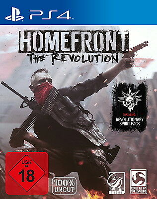 Homefront: The Revolution - Day One Edition | Playstation 4 | PS4 | gebraucht