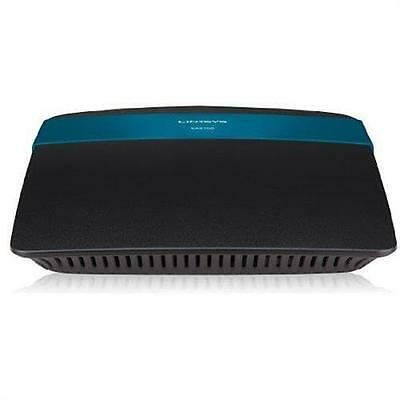 Linksys EA2700 N600 Dual Band Router WLAN 2,4 5GHz 300Mbps 4 Port