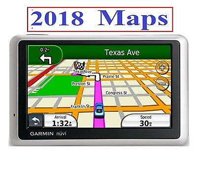 Garmin nuvi 1300LM  2018 NA & Europe Aus NZ Maps installed GPS budle see detail