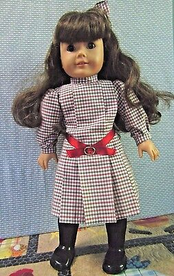 american girl doll SAMANTHA in her meet outfit  no box