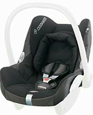 Brand new full set maxi cosi cabriofix replacement cover set black reflection