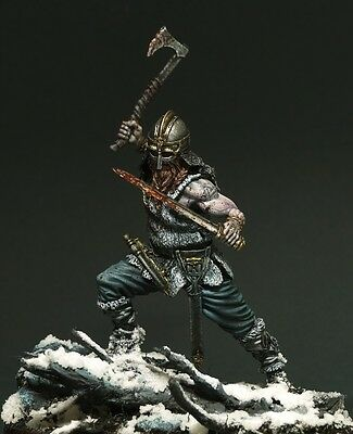 Viking with axe Painted Toy Soldier Miniature Pre-Order | Museum Quality