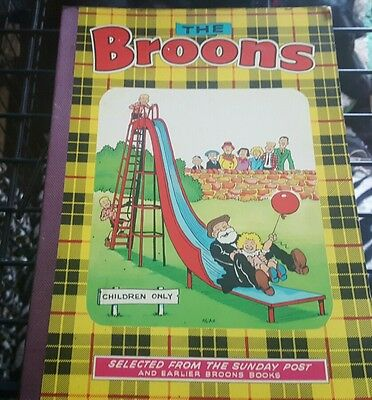The Broons 1975 Annual