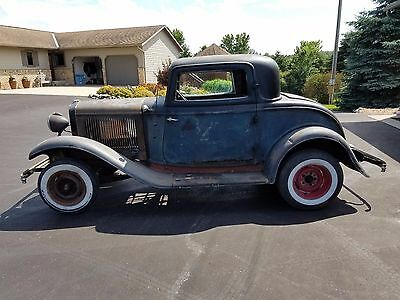 1932 Ford Other  1932 Henry Ford 3-w