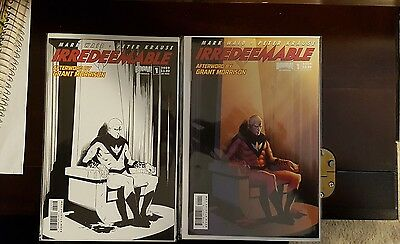 Irredeemable #1 NM 1st and 2nd print