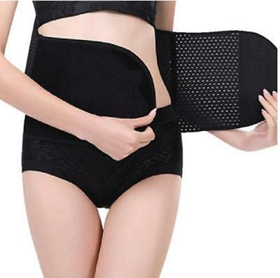 Postpartum Recovery Body Shaper Belt Thin Breathable Women Waist Belly Band