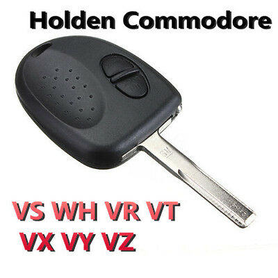 2 Button Car Remote Key Complete Chip For Holden Commodore VS VR VT VX VY VZ AU