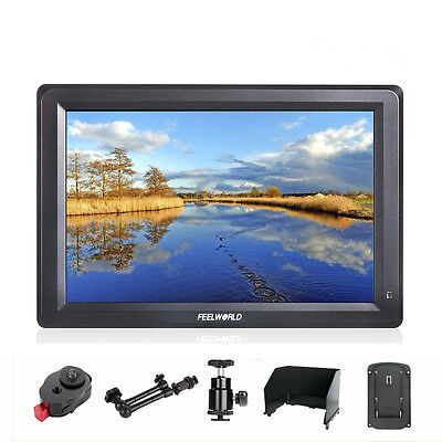 FEELWORLD F7 7 Inch Slim IPS Full HD 1920x1200 4K HDMI On-camera Video Monitor