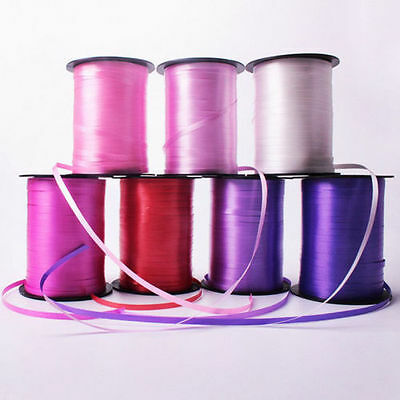 225M Balloon Colour Curling Ribbon Helium Wedding Birthday Gift Craft Party