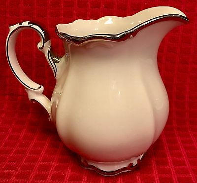 PLATINUM PRINCESS by Metterteich Bavaria Germany China Creamer