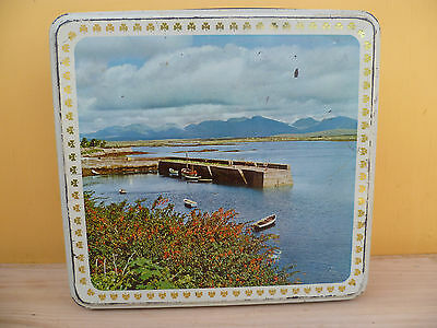 Vintage Old Large Size Jacobs Biscuit Tin