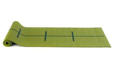 (TG. 195) Verde (Kiwi) Yogistar Plus Alignment Materassino da Yoga, Verde (Kiwi)